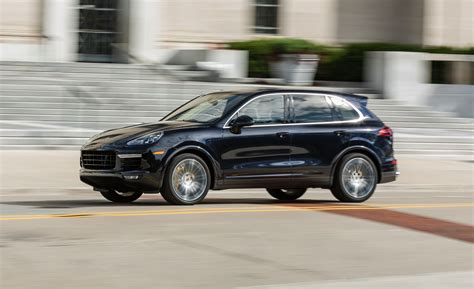 Cayenne Cargo Space by 2017 Porsche Cayenne Turbo Turbo S Cargo Space And