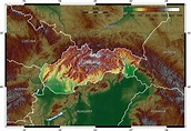 Geography of Slovakia - Wikipedia