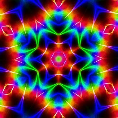 Psychedelic Deviantart Animated Gifs Fractal Illusions Colorful