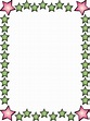 Stars Border Clipart | Free download on ClipArtMag