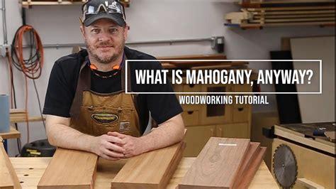 difference  mahogany lumbers mahogany