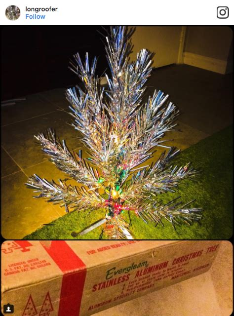 evergleam aluminum trees best vintage decorations estate sale
