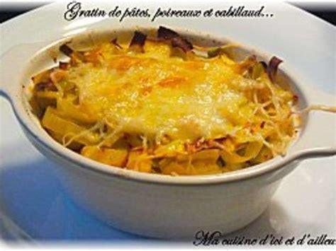 cuisine d ailleurs recettes de cabillaud et gratins 5