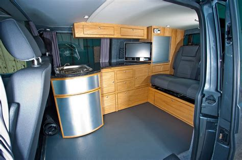 Van Conversion Interior