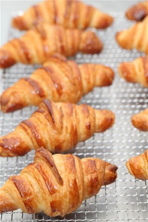 classic french croissant recipe weekend bakery