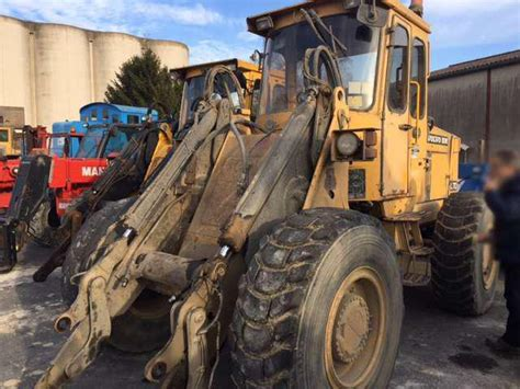 volvo l70 wheel loader from for sale at truck1 id 2237152