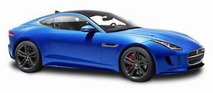 Jaguar F TYPE Luxury Sports Blue Car PNG Image - PngPix