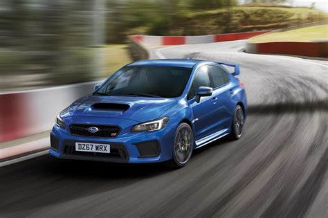 subaru wrx 2018 subaru wrx sti final edition says goodbye to an era