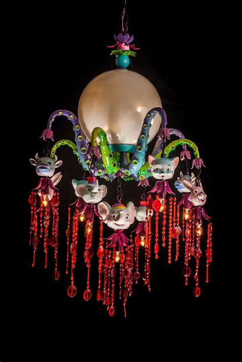 interior inspiration octopus chandeliers by adam wallacavage