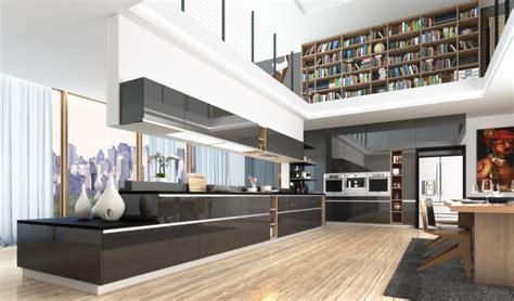 architecture de cuisine moderne concevoir une cuisine moderne et design cuisines rema
