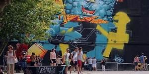 Les 4 Murs Bordeaux : street art bordeaux le festival shake well a repeint ~ Zukunftsfamilie.com Idées de Décoration