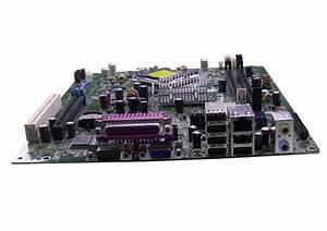 For Dell Optiplex Gx520 Desktop System Mainboard