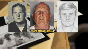 Ex-cop arrested in 'Golden State Killer' case Video - ABC News