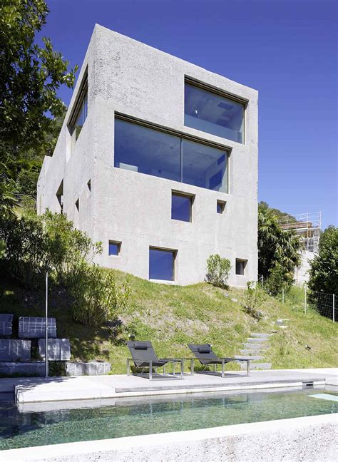 House In Brissago By Wespi De Meuron Romeo Architects In
