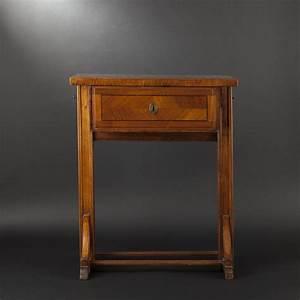 Petite Table Bois : petite table en placage de bois de rose xixe si cle ~ Teatrodelosmanantiales.com Idées de Décoration
