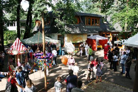 Sommerfest Spiele Im Garten  Caroline Von Heydebrand Heim
