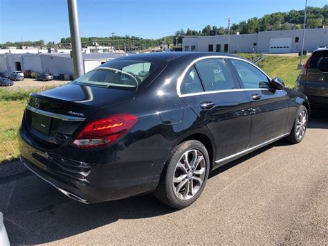 The w205 was preceded by the w204. Certified Pre-Owned 2017 Mercedes-Benz C-Class C 300 4MATIC® SEDAN