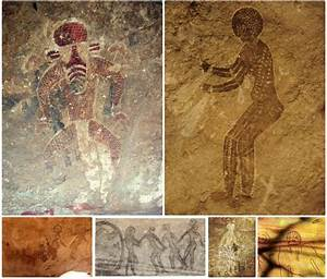 Evidence of Ancient Alien Contact: Three mind-boggling ...
