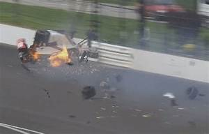 Accident Bourdais Indianapolis : v deo sebastien bourdais sufre un accidente a 373 km h en indian polis periodismo del motor ~ Maxctalentgroup.com Avis de Voitures