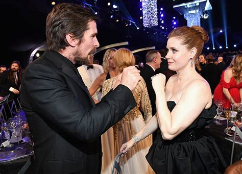 Amy Adams Christian Bale Are Three Time Oscar Nominees