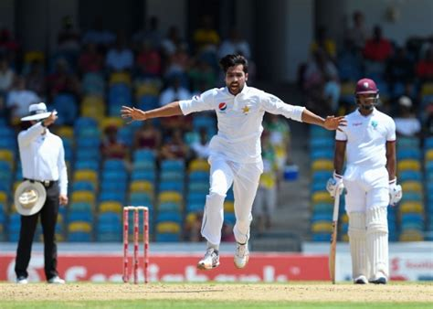 Today Mohammad Amir Shadow His Own Past The