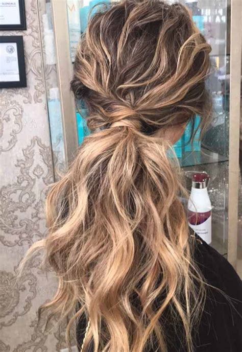 pony hairstyles  medium length hair  collection