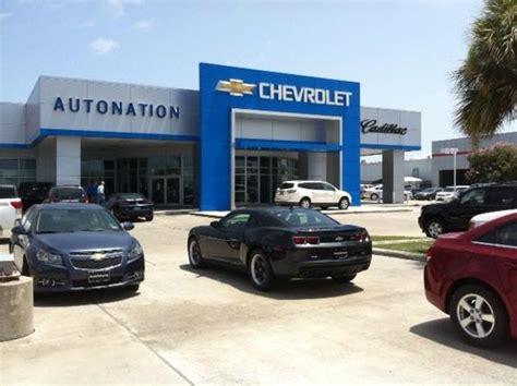 Autonation Chevrolet South Corpus Christi  Corpus Christi
