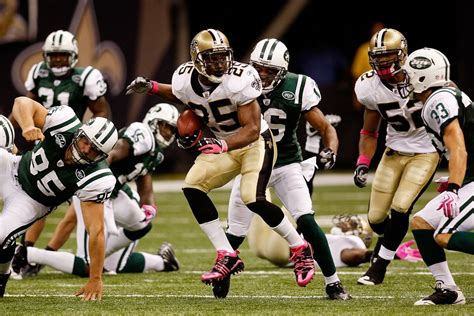 saints  jets series history     heads