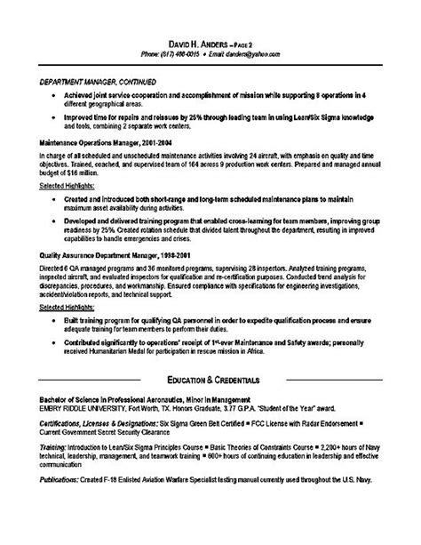 Civilian Resume Format by Resume Builder Exles Resume Template Builder