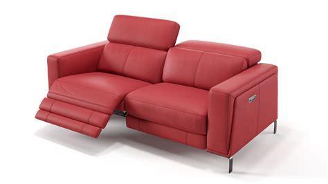 sofa leder casoli sofa leder relaxsofa 3 sitzer sofanella