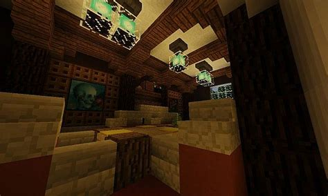 crespi estate beautiful mansion minecraft house design