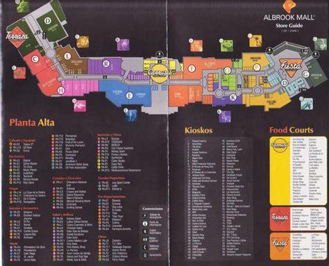 albrook mall maps