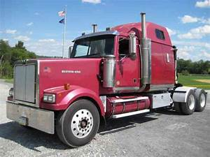 Western Star 4964ex  1999    Sleeper Semi Trucks