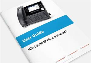 Mitel Mivoice 6930 Ip Phone User Guide
