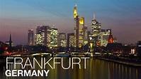 Frankfurt Full of Snow   Frankfurt, Germany - YouTube