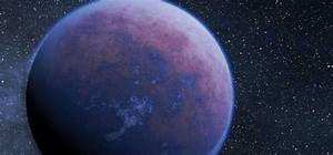 Exoplanet Purple - Pics about space