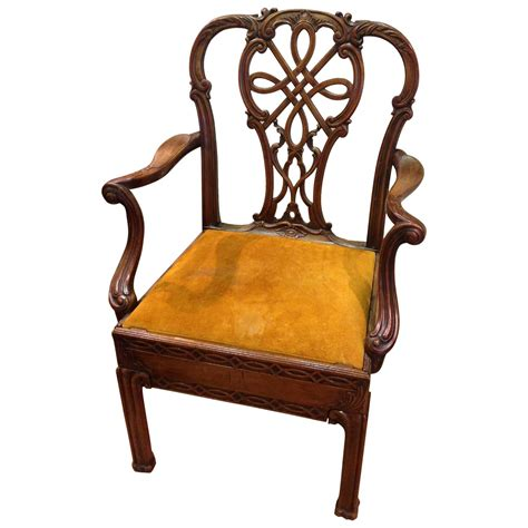 19th century mahogany metamorphic library chair for sale