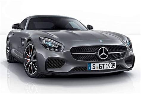 Preis Mercedes Amg Gt Autosalon 2014 Autobild De