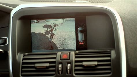 volvo rear park assist simplifying xc driver
