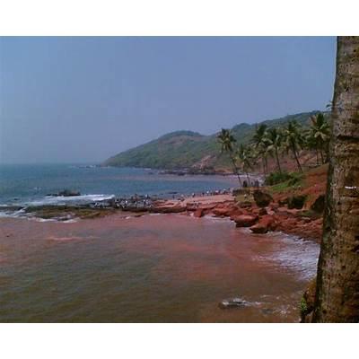 ANJUNA BEACH GOA - India Travel ForumIndiaMike.com