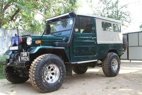 Kontak Sales Mitsubishi Bangil chathuranga motors mitsubishi jeep modification in sri lanka