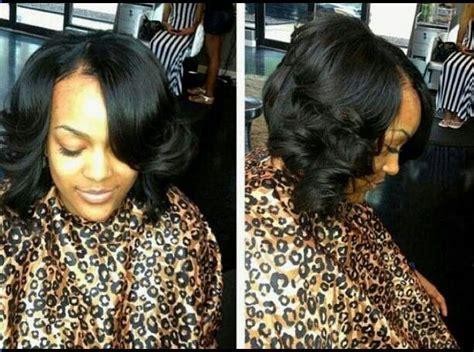 30 Striking Quick Weave Hairstyles