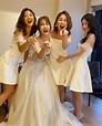 最美空姐林佩瑤出嫁 高質伴娘被稱「地表最強伴娘團」 (17P)|FUN一下-最有趣的新聞,最火辣的正妹聚集地