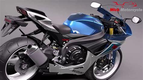 2019 Suzuki Gsx R750 by All New Suzuki Gsx R750 Gsx R600 Version 2019 Mich