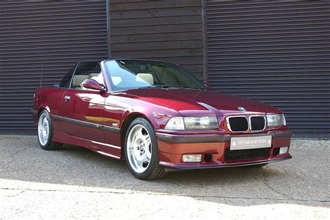 Bmw 3 Series Evolution by Used Bmw 3 Series M3 3 2 Evolution Convertible 6 Speed