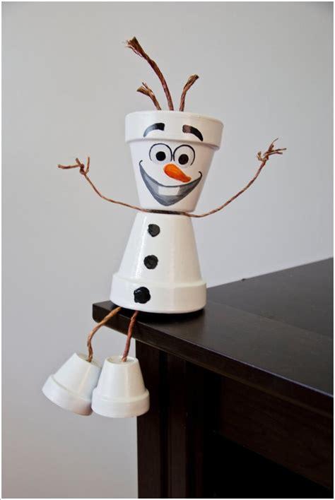 cute snowman crafts    winter