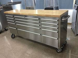 72'' Professional Us General Tool Bench - Buy Professional