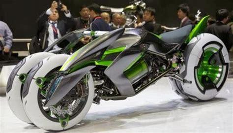 Kawasaki Concept Bike Offers