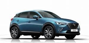 Mazda CX-3 (2017) - Couleurs / Colors