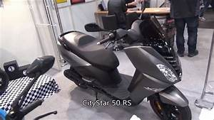 Citystar 50 Rs : the new 2017 peugeot scooter citystar 50cc youtube ~ Maxctalentgroup.com Avis de Voitures